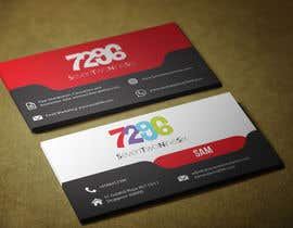 #26 untuk Design some Business Cards for SevenTwoNineSix oleh youart2012