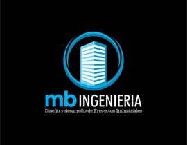 #14 para design a logo // Diseñar un logotipo for mbingenieriasas.com/ de johnymorales22