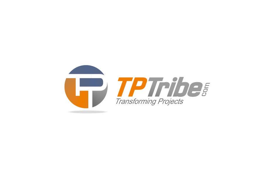 Penyertaan Peraduan #111 untuk Logo Design for TPTribe