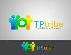 #42 para Logo Design for TPTribe por vanvanguidotti