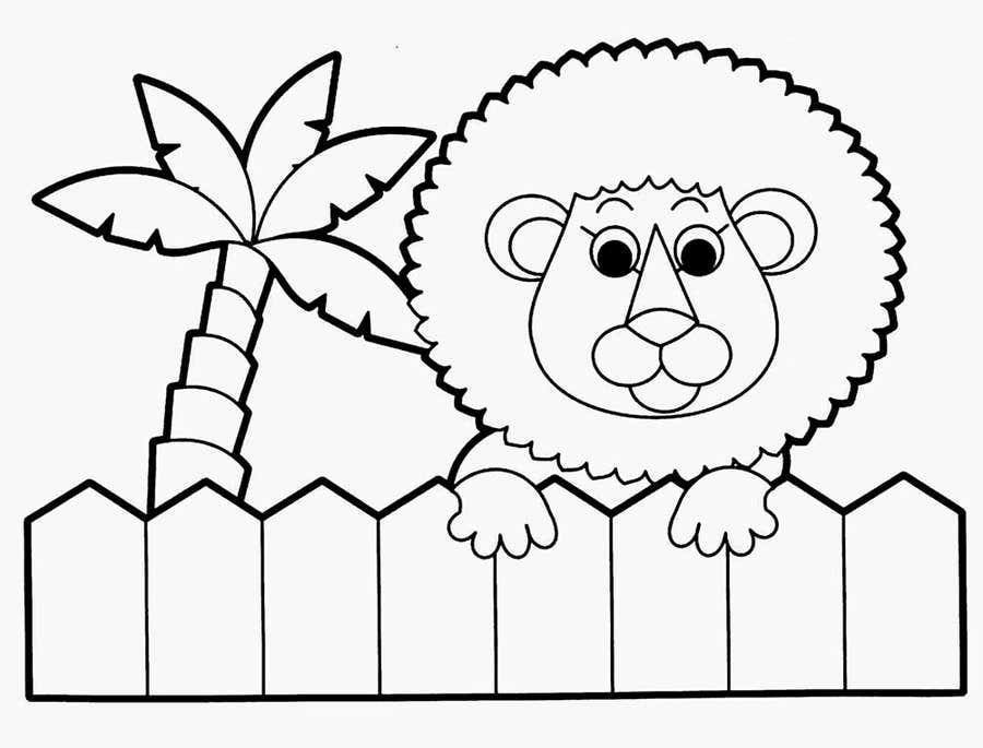Entry 6 By Ltbot For Animal Illustration For Kids Or Clip Art
