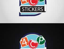nº 42 pour Design a Logo for new stickers on a roil business par arkadiojanik