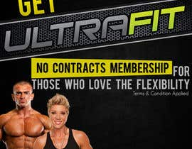 #11 for ULTRAFIT No Contract Promo Offer af AmrilRadzman