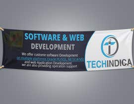 nº 14 pour Design a Banner For my upcoming IT Firm par mmhmonju