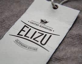#12 สำหรับ ELIZU - Clothing Store Logo โดย tengkushahril