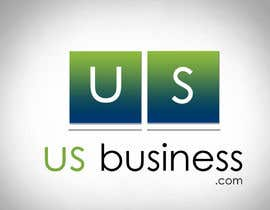 #152 cho Logo Design for usbusiness.com bởi Gangiredd