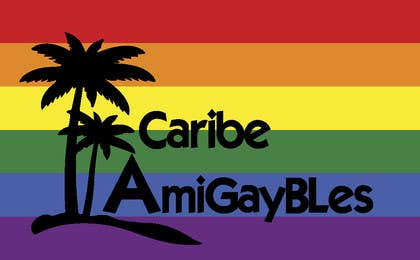 #45 for Design a logo for an LGBT activism/clothing company based in the Caribbean. by amadeuantunes