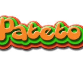 #35 untuk Design a Logo for pateto oleh stanbaker