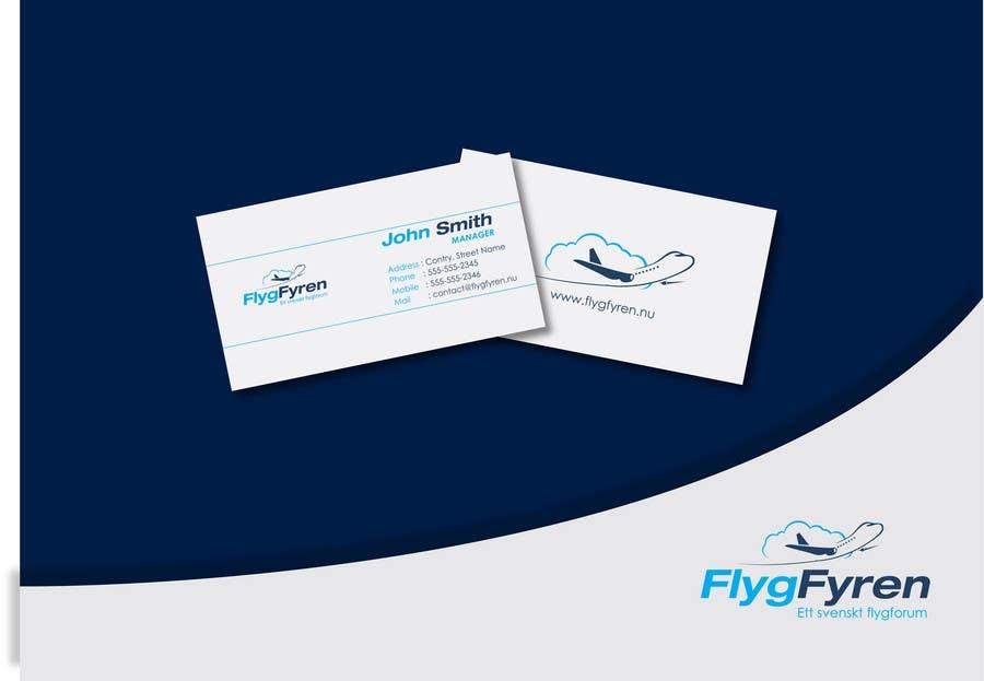 Конкурсная заявка №288 для Logo design for Flygfyren