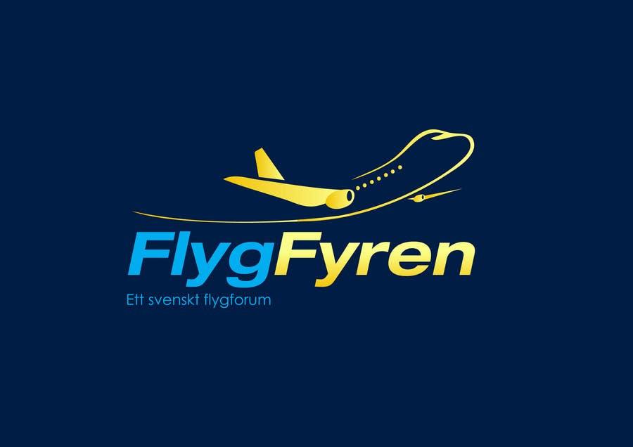 Конкурсная заявка №234 для Logo design for Flygfyren