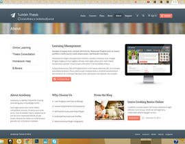 #33 untuk Design a Professional Education Based E-Commerce Website oleh dnyakana