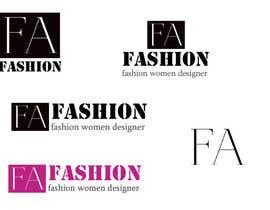 #122 for Design a Logo for  a  fashion  women designer af lassoarts