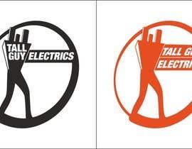 jpjain tarafından Design a business Logo - 'Tall Guy Electrics' için no 23
