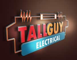 Leo2401 tarafından Design a business Logo - 'Tall Guy Electrics' için no 16