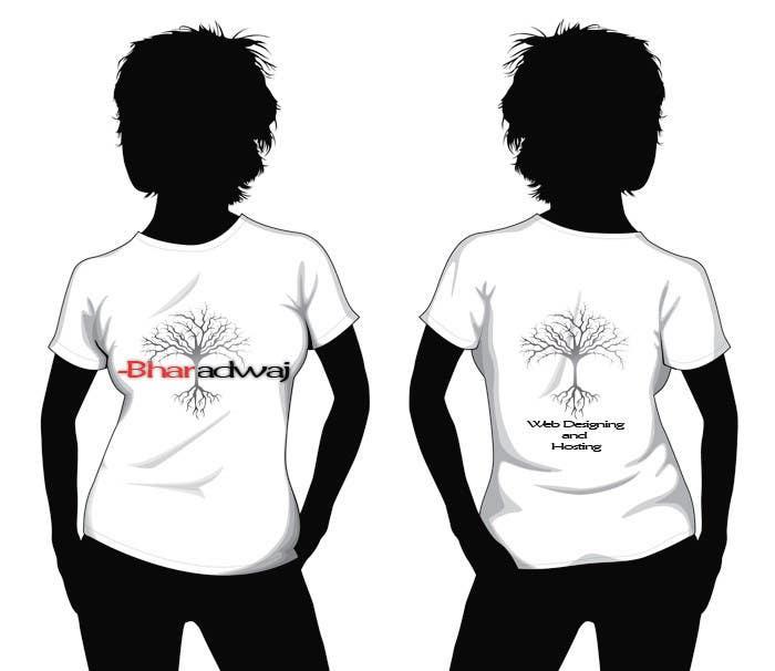 Inscrição nº                                         15                                      do Concurso para                                         T-shirt Design for Bharadwaj