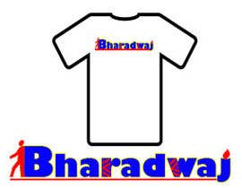 #31 para T-shirt Design for Bharadwaj por pearlcreation17