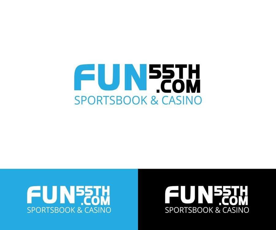 Penyertaan Peraduan #3 untuk Fun55th.Com logo design