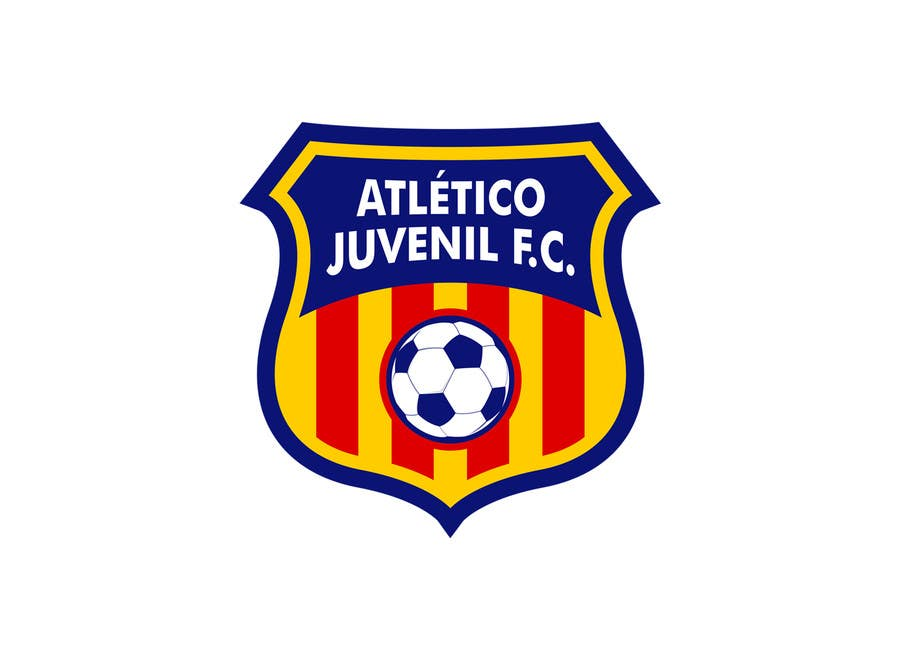 entry 41 by mil80fx for design a logo for a soccer team and ppt