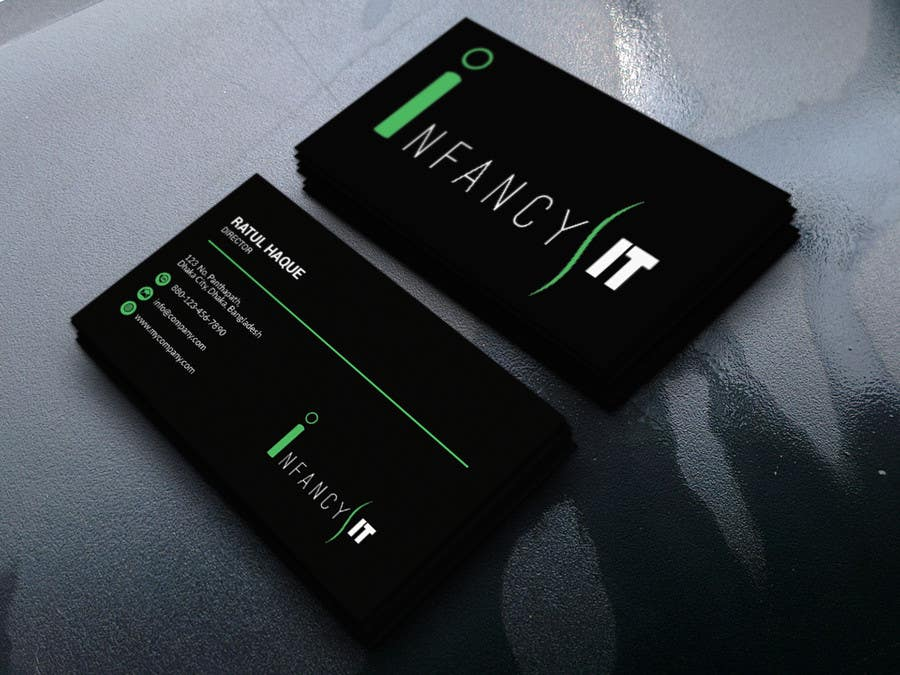 Entry #52 by sketcher16 for Design some Business Cards for Software ...