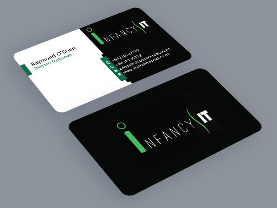 Entry #55 by Shazedul123 for Design some Business Cards for Software ...