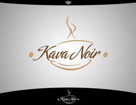 #99 for Logo Design for KAVA NOIR by MladenDjukic