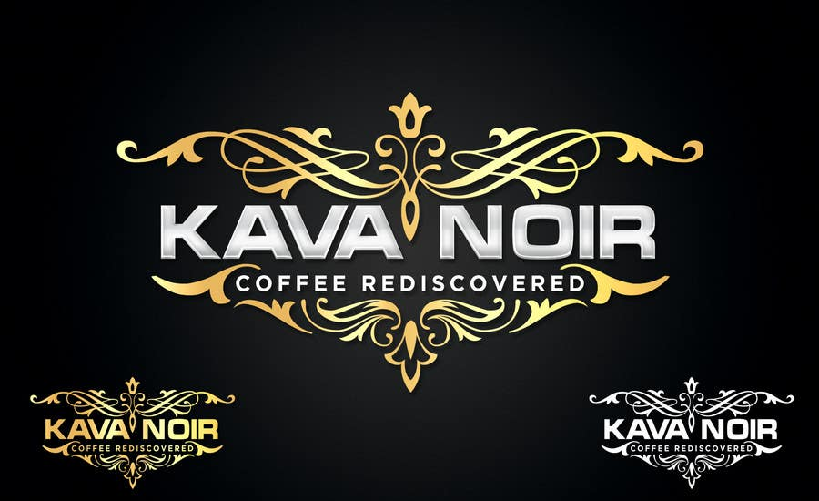 Конкурсная заявка №102 для Logo Design for KAVA NOIR