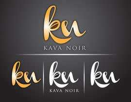 #290 для Logo Design for KAVA NOIR от airtalk