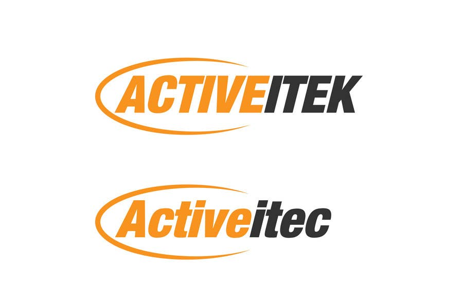 Konkurrenceindlæg #366 for Logo Design for ActiveItek