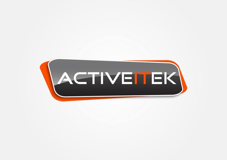 Konkurrenceindlæg #82 for Logo Design for ActiveItek