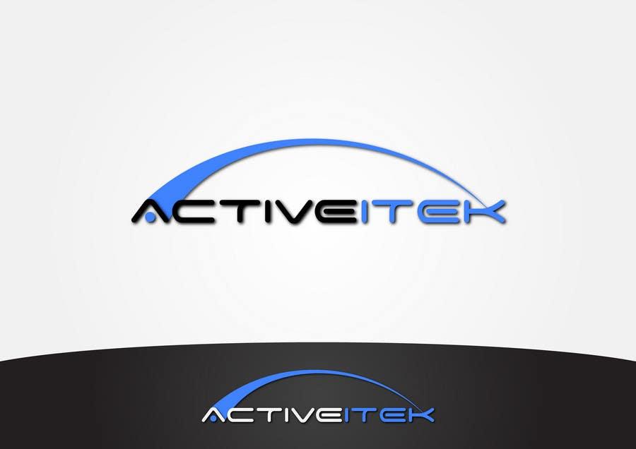 Kilpailutyö #264 kilpailussa Logo Design for ActiveItek