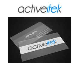 #139 para Logo Design for ActiveItek por primaldesigner