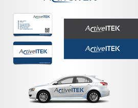 #91 para Logo Design for ActiveItek por mtuan0111