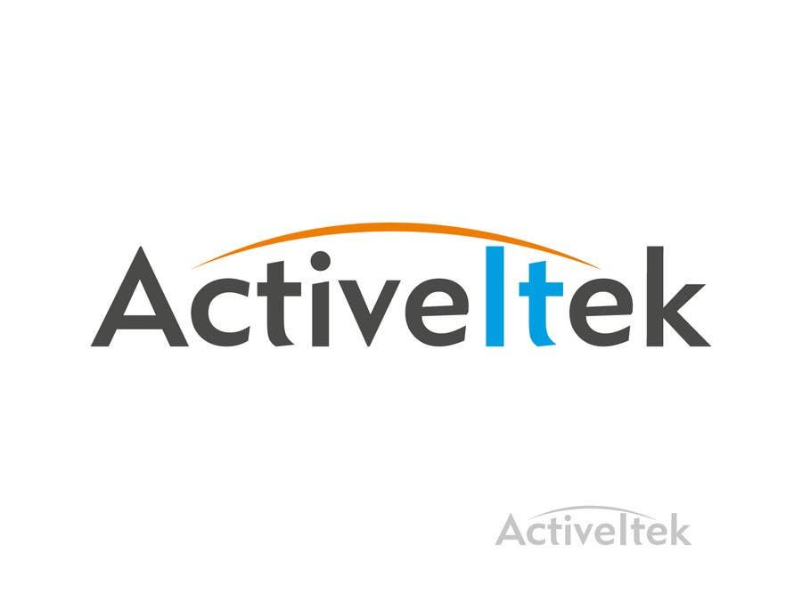 Konkurrenceindlæg #202 for Logo Design for ActiveItek