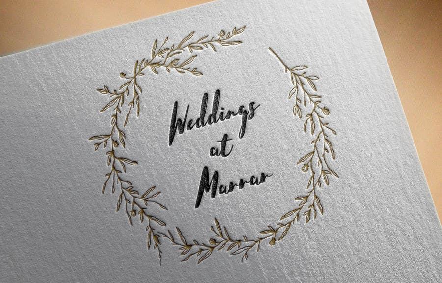 Contest Entry 106 For Design A Logo Wedding Venue