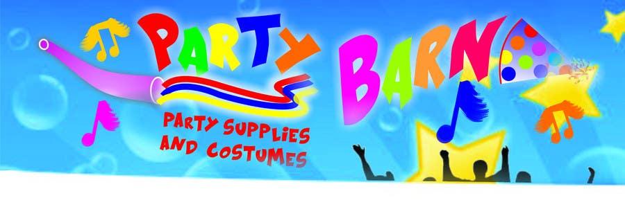 Bài tham dự cuộc thi #31 cho Graphic Design for Party Barn