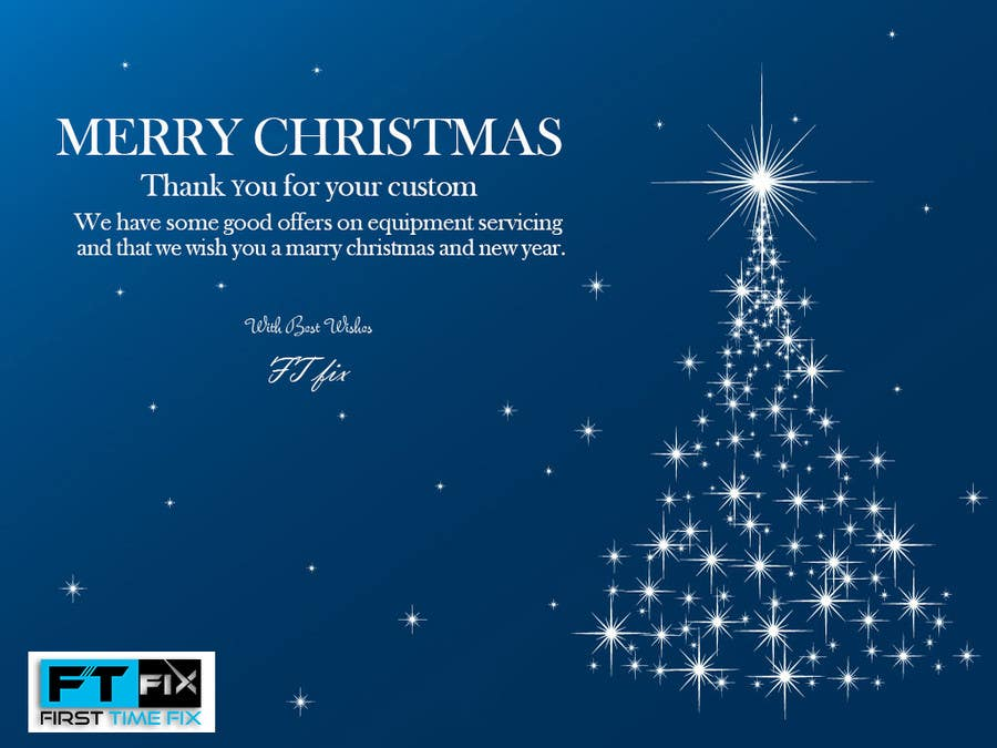 Email Christmas Cards.Entry 2 By Youssefph For Design An Email Christmas Card To
