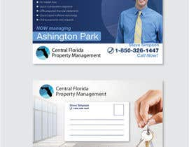 nº 58 pour Ashington Park Flyer Design for Central Florida Property Management par Ollive