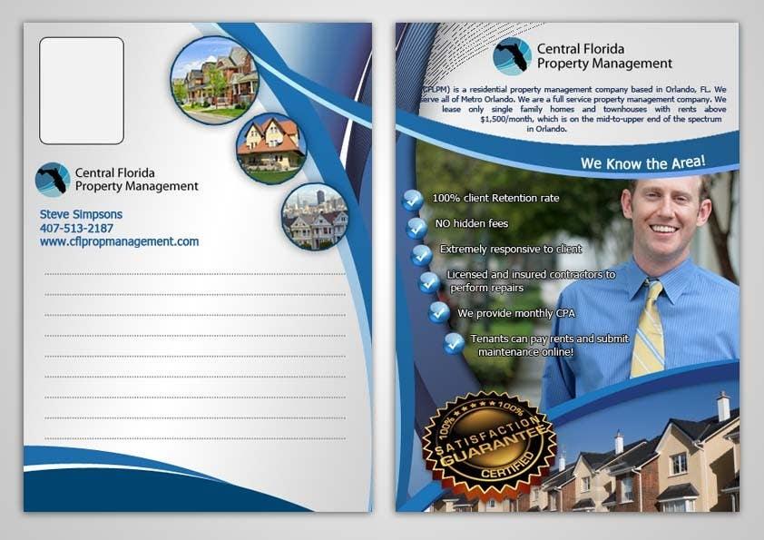 #31 for Ashington Park Flyer Design for Central Florida Property Management by EhabSherif