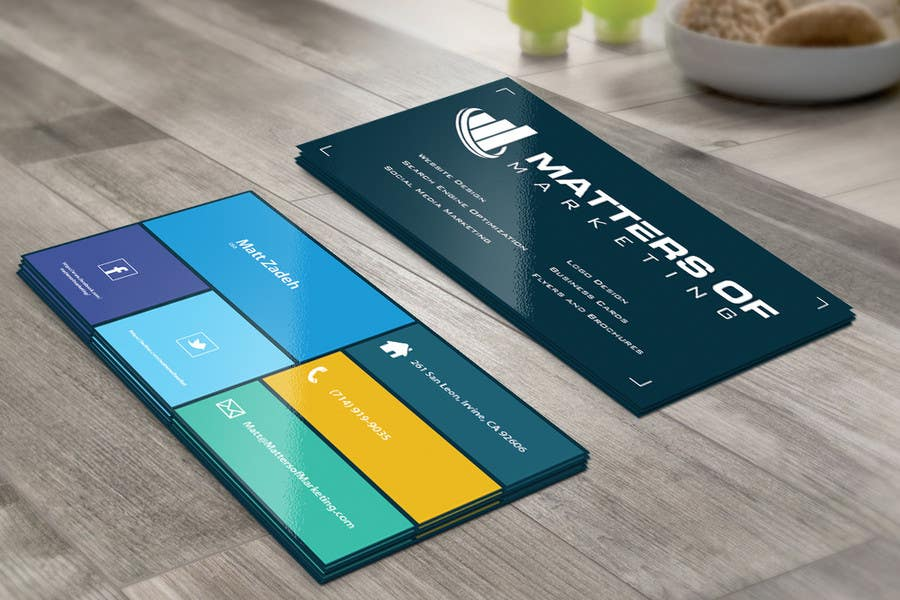 Entry 401 by syedearfan for design some business cards freelancer contest entry 401 for design some business cards colourmoves