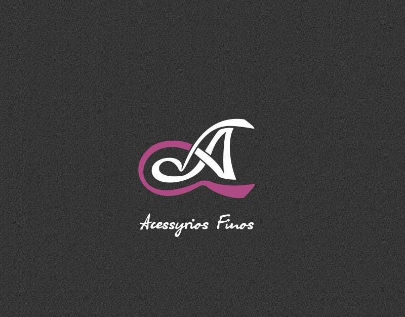 Kilpailutyö #                                        20                                      kilpailussa                                         Logo Design for Andréia Carvalho Boutique - Acessórios Finos