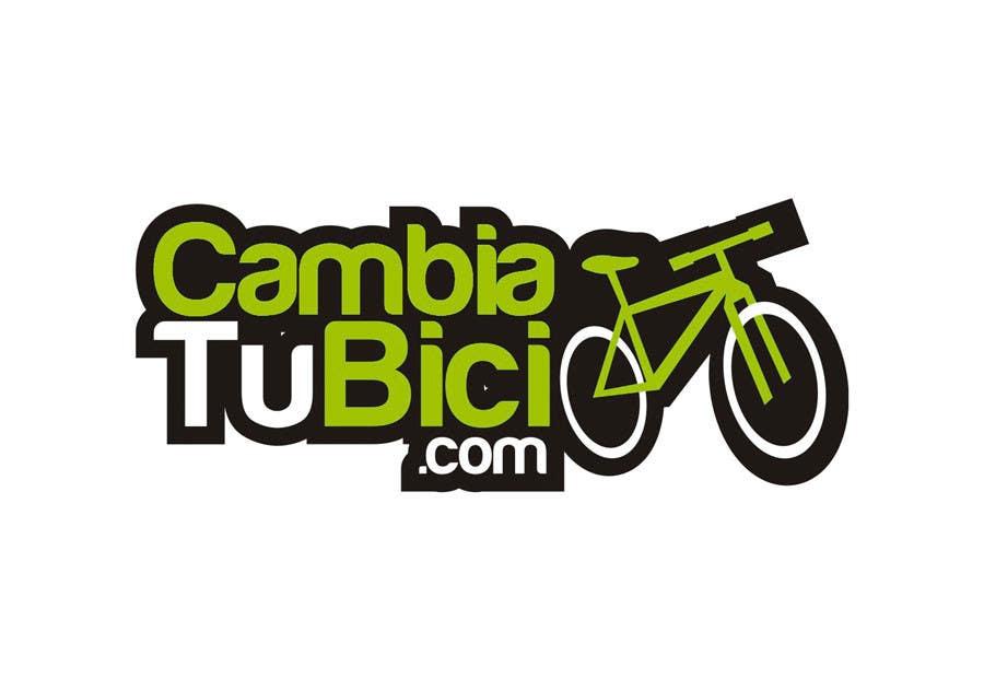 Konkurrenceindlæg #84 for Graphic Design for CambiaTuBici.com