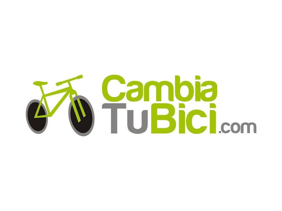 Konkurrenceindlæg #4 for Graphic Design for CambiaTuBici.com