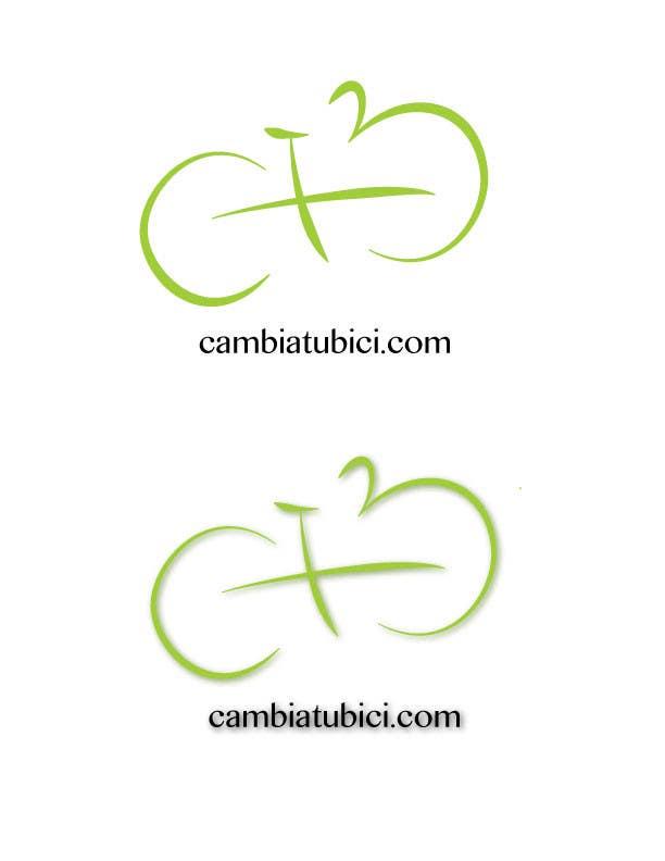 Konkurrenceindlæg #9 for Graphic Design for CambiaTuBici.com