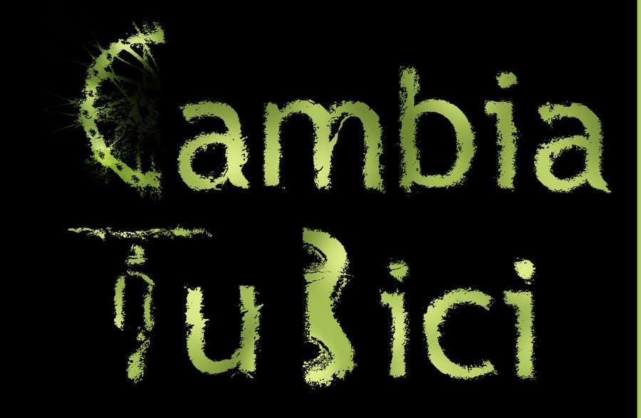 Konkurrenceindlæg #92 for Graphic Design for CambiaTuBici.com