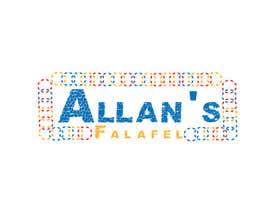 Nro 54 kilpailuun Logo for a Falafel restaurant käyttäjältä EgyArts