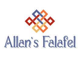 Nro 104 kilpailuun Logo for a Falafel restaurant käyttäjältä ugrshn