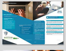 "nº 18 pour Design a Brochure & Folder for ""Ezy Web Services"" par ElegantConcept77"