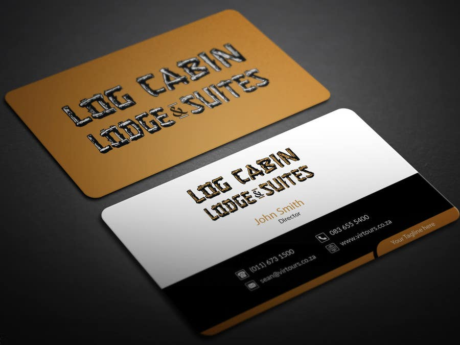 Entry #153 by BikashBapon for Zoo keeper Business Cards | Freelancer