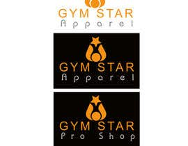 #24 para Re-Design a Logo for gymstar.ca, must have a similar look and feel so that it is still recognizable as the same company por Balghari91