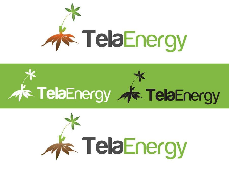 Inscrição nº                                         84                                      do Concurso para                                         Logo Design for Tela Energy
